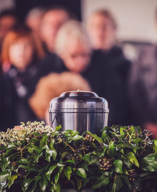 Funerária em Lisboa com funeral com cremação