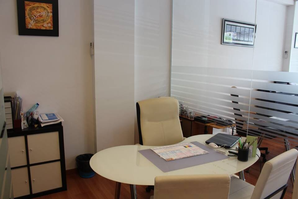 Sala Reuniões Funerária Matias e Ferreira Queluz